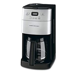 Click to buy Cool Kitchen Gadget: Cuisinart Grind & Brew 12-cup 24 Hour Programmable Coffee Maker from Amazon!
