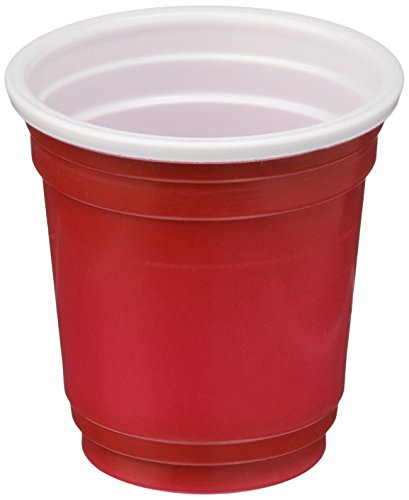 Home Store Mini Red Cups Plastic Shot Shooter Solo Party 20 count 2 oz (Mini Solo Cups compare prices)