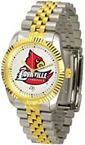 Louisville Cardinals Suntime Mens Executive Watch - NCAA College Athletics