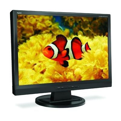 Nec Accusync Aslcd24Wmcx-Bk 24 Inch Wide Screen 2000:1 5Ms Dvi/Hdmi Lcd Monitor (Black)