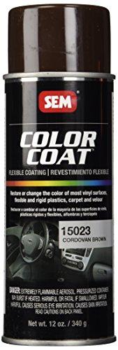 SEM 15023 Cordovan Brown 13Z Color Coat - 12 oz.