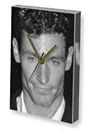 DEAN GAFFNEY - Canvas Clock (LARGE A3 - Signed by the Artist) #js002