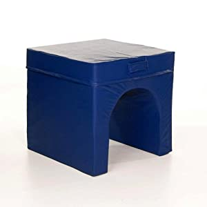 Foamnasium Foamnasium Tunnel Table Soft Play by Foamcraft Inc
