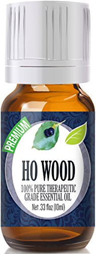 Ho Wood 100% Pure, Best Therapeutic Grade Essential Oil - 10ml