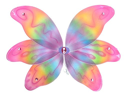 Adult Large Flower Butterfly Wings (Pink Butterfly Adult Wings)