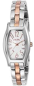 [フォリフォリ]Folli Follie 腕時計 DEBUTANT シルバー文字盤 WF8T026BPZ レディース 【並行輸入品】