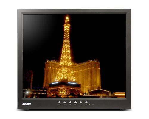 Orion Images Corp 19Rtc 19-Inch Premium Lcd Monitor (Black)