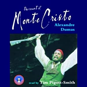 The Count of Monte Cristo [Abridged] Audiobook