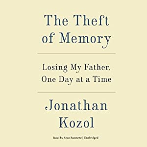 The Theft of Memory Audiobook