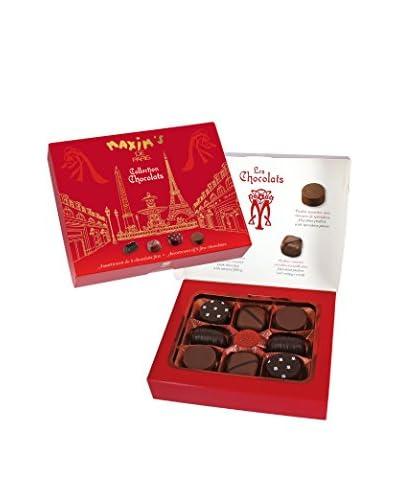 """Maxim's de Paris Box of 8 Assorted """"Paris Favorite"""" Chocolates"""