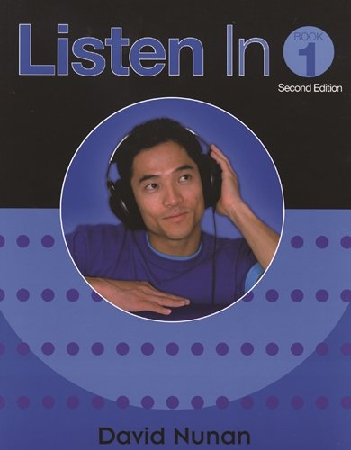 Listen In Student Book 1 with Audio CD