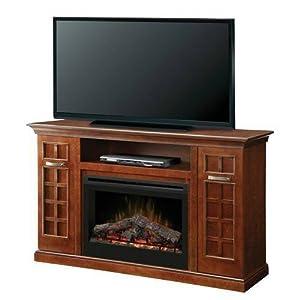 Amazon.com - Yardley Walnut Electric Fireplace Mantel w