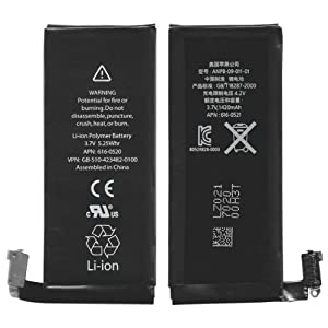 Batterie origine Apple pour iPhone 4 1420 mAh