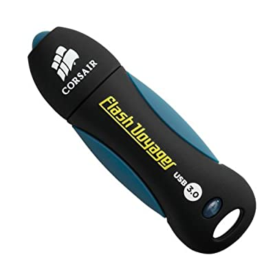 Corsair Flash Voyager Flash Drive, USB3.0, 64GB