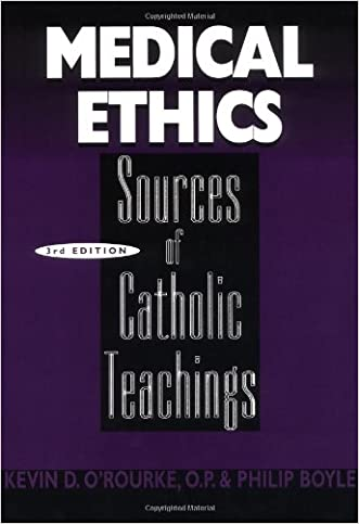 Medical Ethics: Sources of Catholic Teaching
