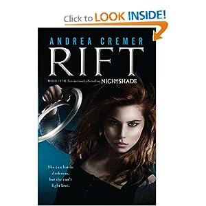 Rift: A Nightshade Novel
