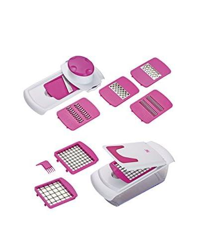 King Set 9 Gadgets De Cocina Multi Rosa