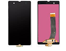 Online For Good(TM) Full LCD Touch Digitizer Screen Replacement for Sony Xperia Z L36h L36i C6606 C6603 C6602 C660x C660