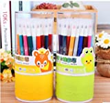 School pen with cool design and also has different color drawing pen suitable for student special price