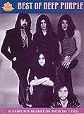 Best of Deep Purple (Popular Matching Folios)