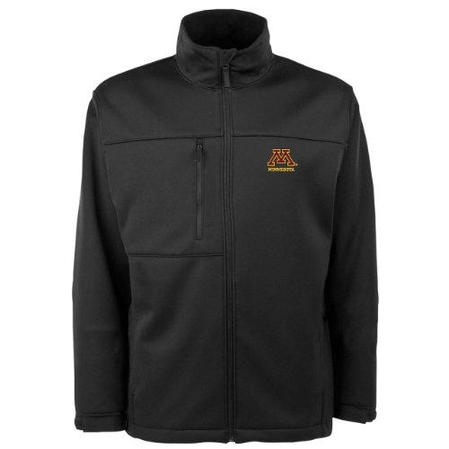NCAA Minnesota Golden Gophers Traverse Jacket, Black, Medium Antigua Jackets autotags B005O659T2