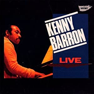 Kenny Barron Live In Tokyo cover