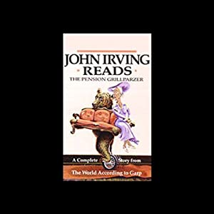 John Irving Reads Audiobook