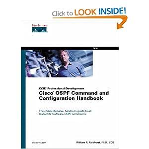 Cisco OSPF Command Configuration Handbook