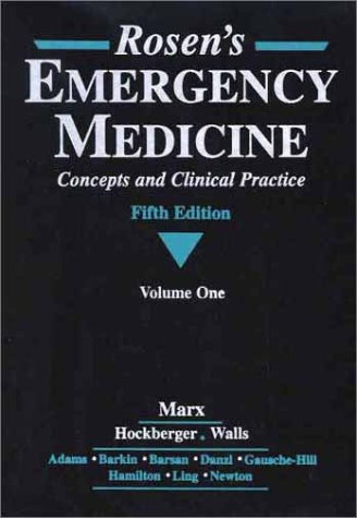 Rosen's Emergency Medicine. Concepts and Clinical Practice