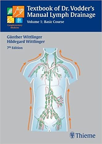 Textbook of Dr. Vodder's Manual Lymph Drainage written by Hildegard Wittlinger