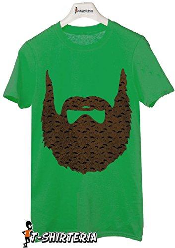 t-shirt-humor-long-beard-sunglass-todas-las-tallas-by-tshirteria-Camiseta-para-mujer-verde-TallaExtra-Large