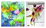 Breaking The Rules of Watercolour Book & DVD Set with Shirley Trevena