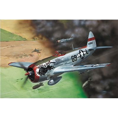 Revell-Modellbausatz-04155-P-47D-30-Thunderbolt-im-Mastab-172