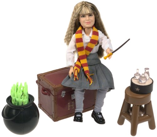 Buy Low Price Mattel Harry Potter Magical Powers Hermione Granger Figure (B00005NFAI)