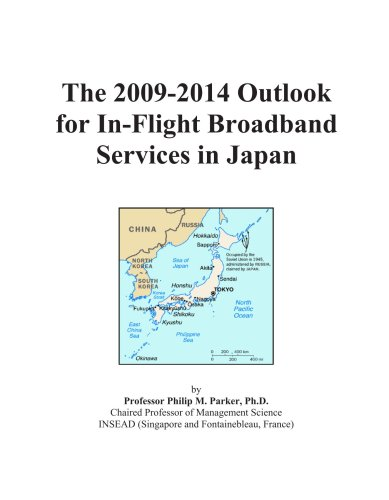 The 2009-2014 Outlook for In-Flight Broadband Services in Japan