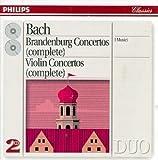 Bach: Brandenburg Concertos, Violin Concertos