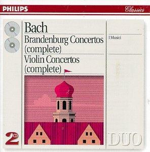 Bach: Brandenburg Concerti 1-6