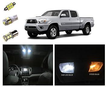 05-15 Toyota Tacoma LED Package Interior + Tag