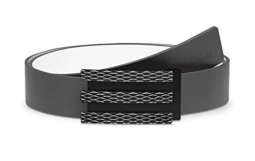 adidas Golf Trophy Belt, White/Lead