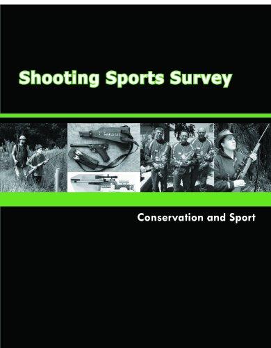 Shooting Sports Survey: Conservation and Sport, JULIANNE VERSNEL GOTTLIEB