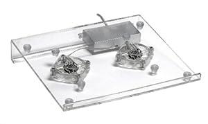 Macmice iBreeze: Notebook-Stand mit ultra-leisen Ventilatoren für Apple/PC
