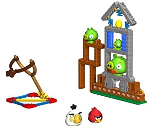 Angry Birds - T72019 - Jeu de Construction - Coffret Mission Mayham - Building Set