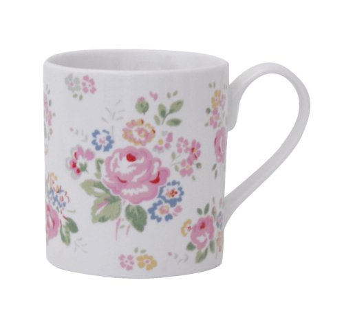 Cath Kidston Briar Rose Larch Mug, Fine China
