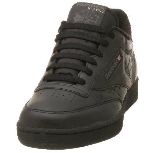 black reebok tennis shoes