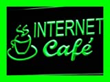 ADV PRO i471-g Internet Cafe Coffee Cup Display Neon Light Sign