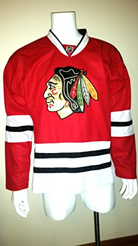 PATRICK KANE CENTER ICE CHICAGO BLACKHAWKS HOME RED JERSEY KIDS SIZE SMALL/MEDIUM kleibi home creative ice cocktail machine главная ice box холодильник ice maker diy ice maker klb1012 48 сетка для решетки ice grid white