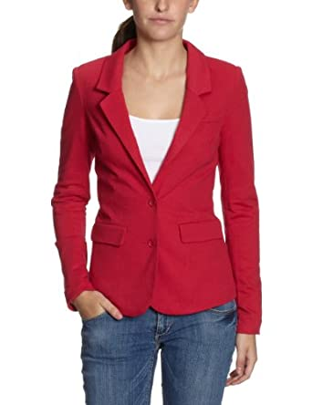 vero moda damen blazer 10070133 gr 36 s rosa cerise bekleidung. Black Bedroom Furniture Sets. Home Design Ideas
