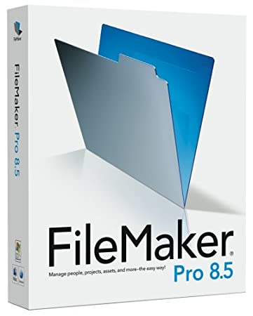 FileMaker Pro 8.5 Upgrade Win/Mac
