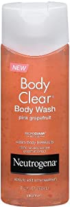 Neutrogena Body Clear Body Wash, Pink Grapefruit, 8.5 Ounce