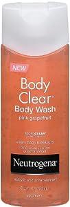 Neutrogena Body Clear®Body Wash - Pink Grapefruit - 8.5 oz